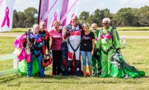 Jump For The Rose Pinkfest Boogie 2019 @ Skydive Spaceland Houston